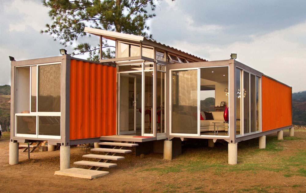 transport aufstellung modulhaus. Black Bedroom Furniture Sets. Home Design Ideas