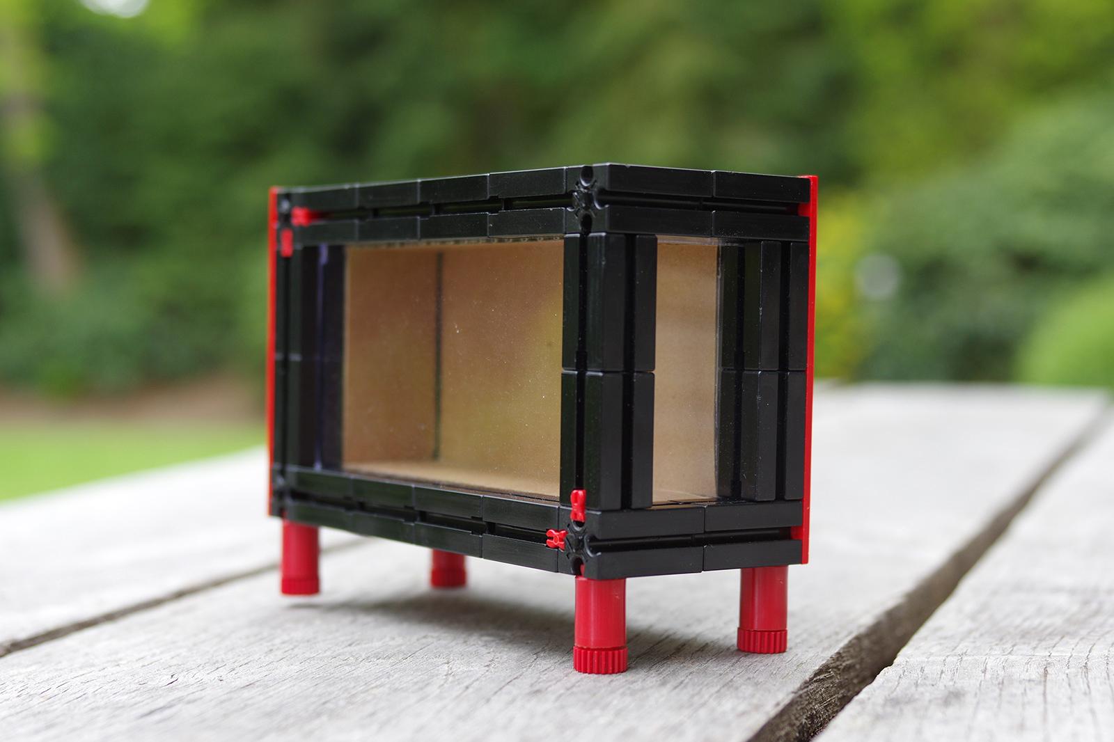 der haus baukasten modulhaus. Black Bedroom Furniture Sets. Home Design Ideas