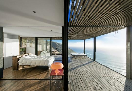 Raum und Terrasse © wmrarq.cl
